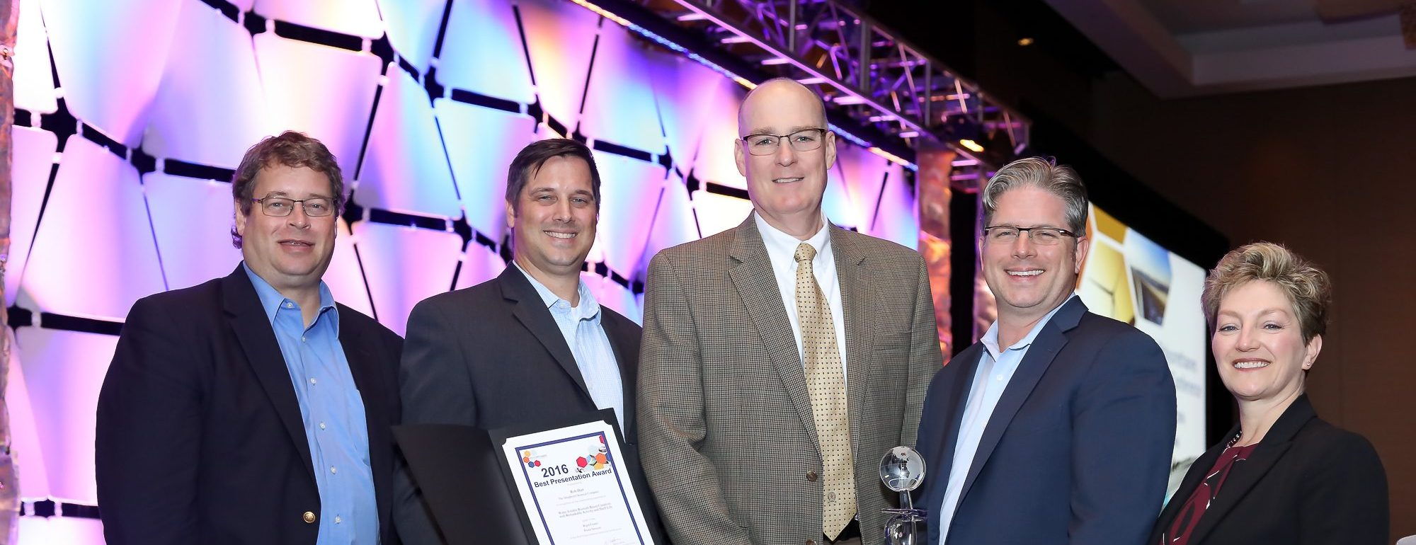 Shepherd Chemical Company Wins 2016 Polyurethane Innovation Award
