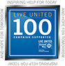 Live United Badge