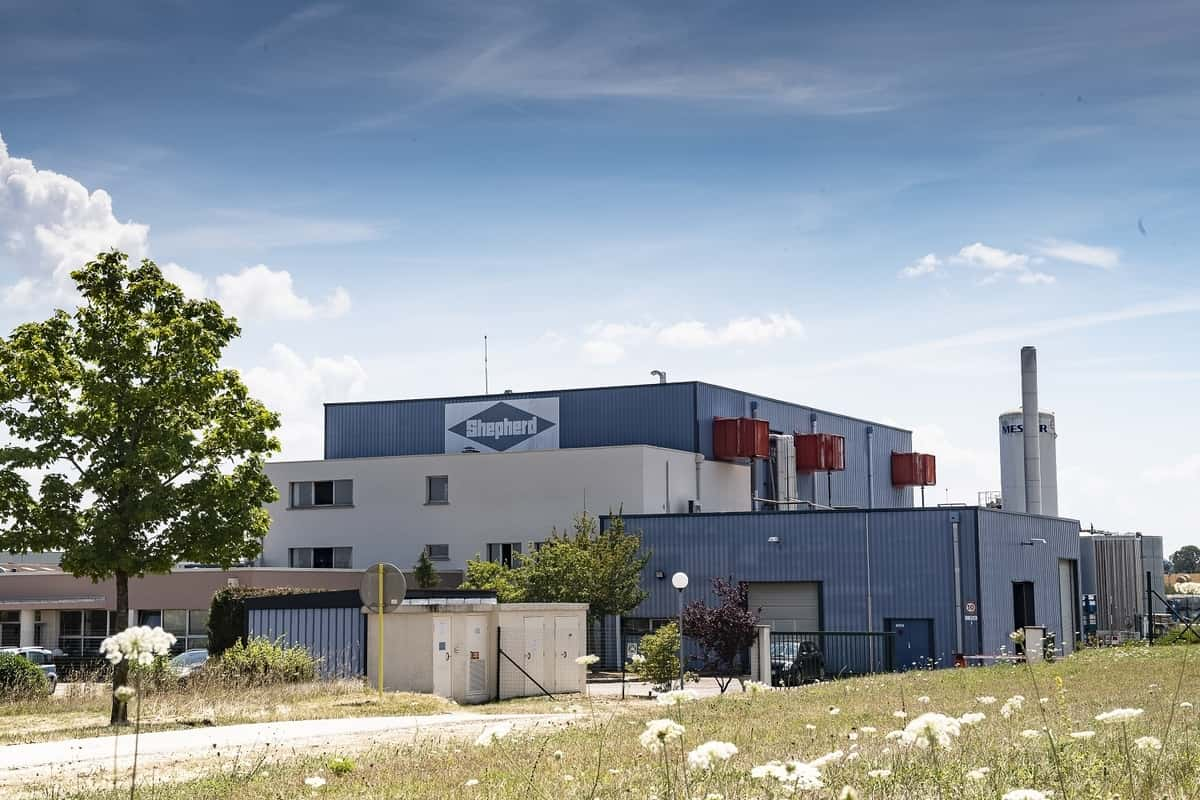 Shepherd Chemical Expands European Manufacturing and R&D Capacity in Mirecourt, France