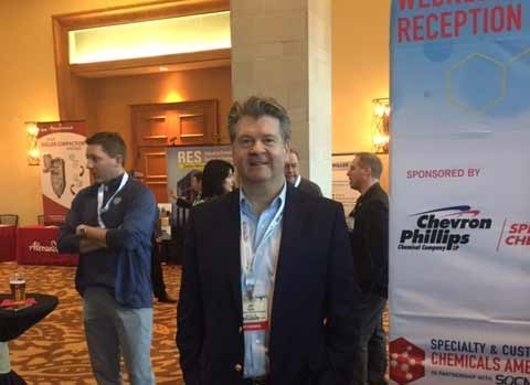 Shepherd Attends Specialty & Custom Chemicals America Show